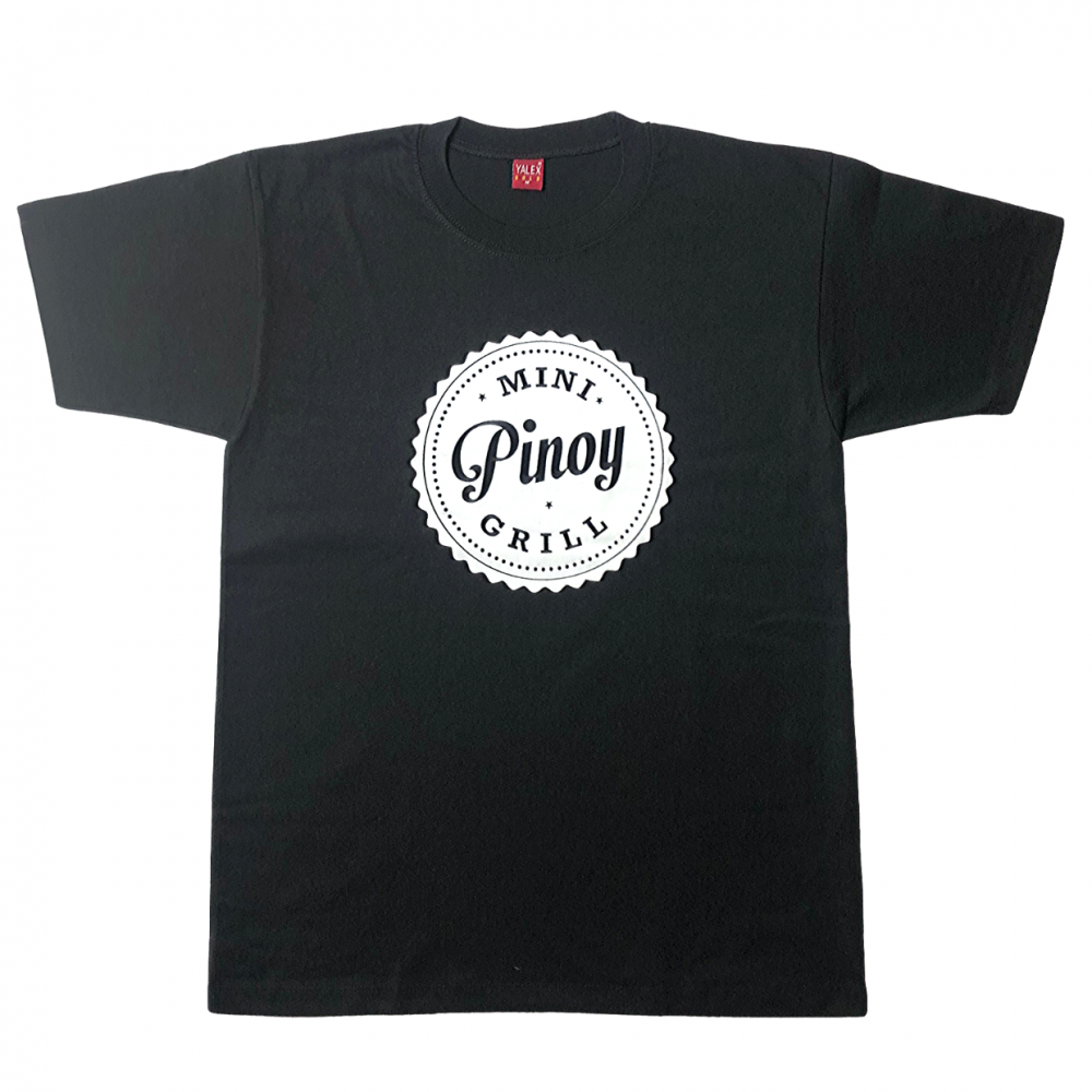 Mini Pinoy Grill - T-shirt (Front)