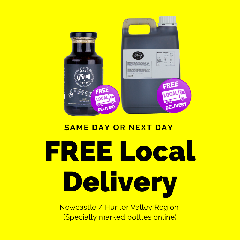 Free Local Delivery - Iso Special