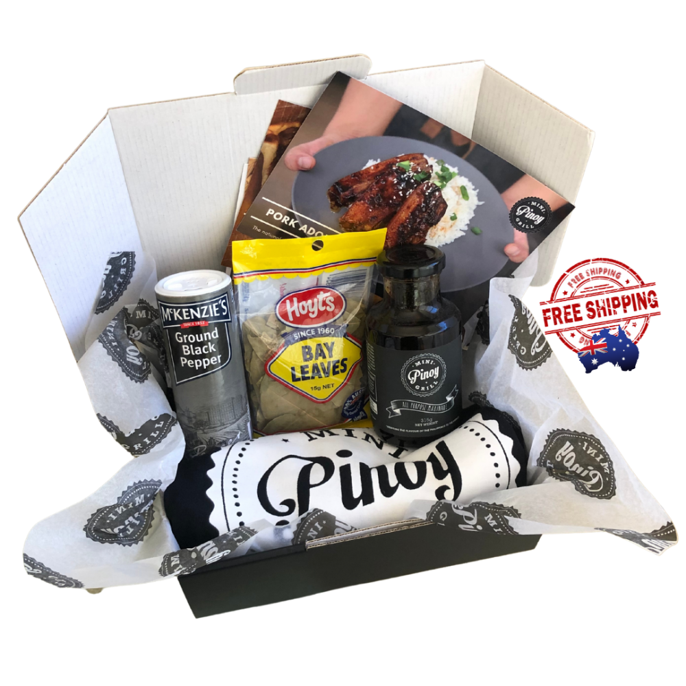 Adobo Pack - The Ultimate Filipino Gift Pack