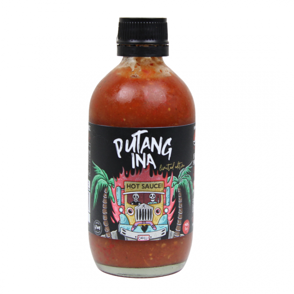 Putang Ina - Hot sauce (Mini Pinoy Grill)