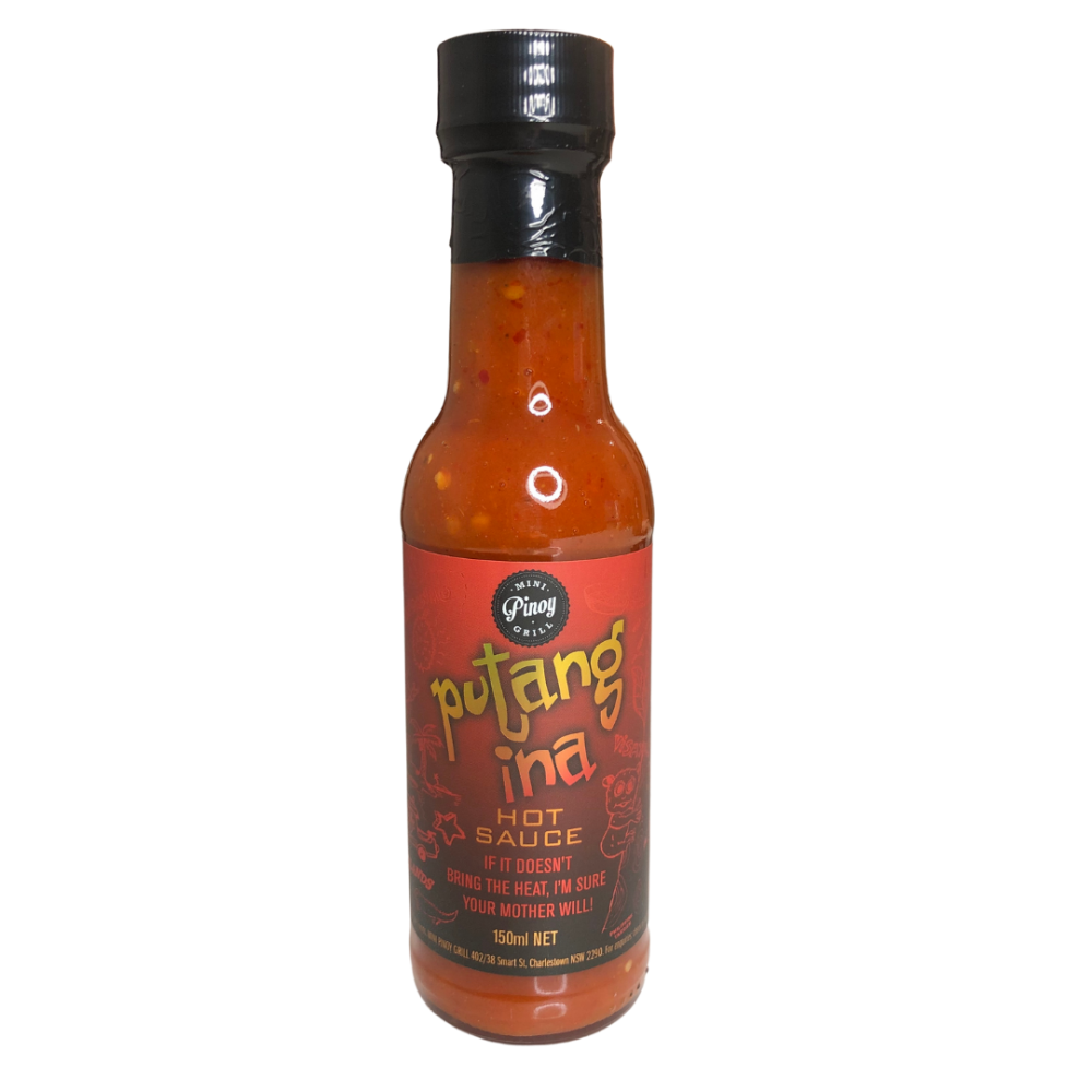 Putang Ina - Hot sauce 150ml